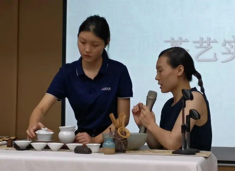 【宏瑞动态】茶文化培训